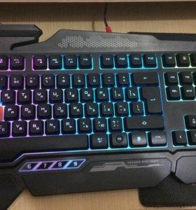Игровая клавиатура Bloody