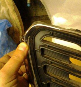Мини Mini Countryman R60 Решетка переднего бампера