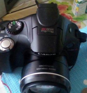 Полупрофессиональный фотоаппарат CANON SX 40HS
