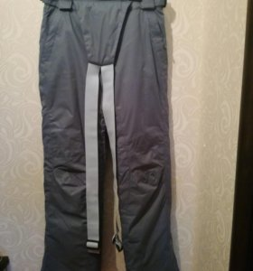 Теплые брюки для девочки Glissade