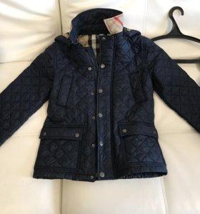 Куртка весенняя рост 122-128
