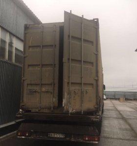 Прочный контейнер 40НС