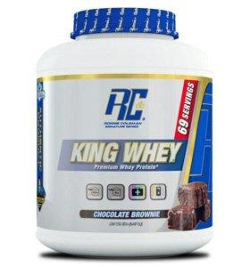 Сывороточный протеин King Whey 2250 г.