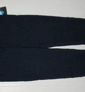 Спортивные брюки трикотаж штаны 140 см новые