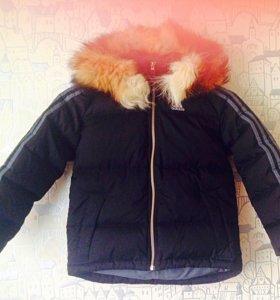 Куртка теплая (зима)