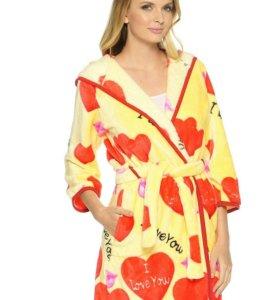 Новый красивый халат