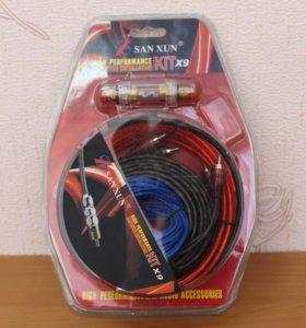 Комплект для усилителя 2 канального SAN XUN KIT X9