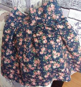Блуза,юбка