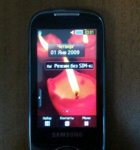 Телефон Samsung GT-S5560