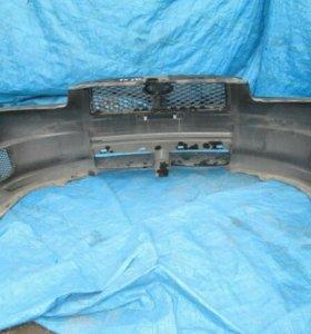Бампер передний Subaru Forester sg рестайл