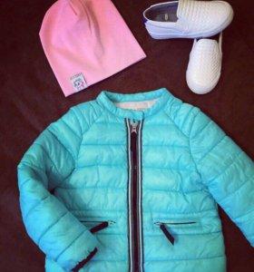Куртка Zara 104-110