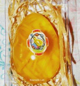 Пасхальное яйцо (мыло)