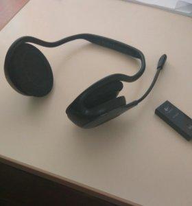 Наушники Logitech Wireless Headset H760