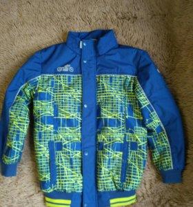 Демисезонная куртка Barkito, размер 128-134