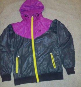 Куртка и олимпийка