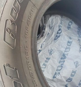 Шины Cordiant Business 205/70R15C (4шт).