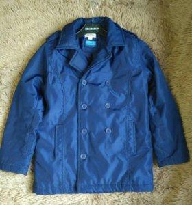 Демисезонная куртка PlayToday 128 размер