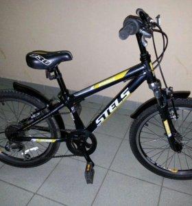 Stels pilot 230 велосипед детский на 5-8 лет