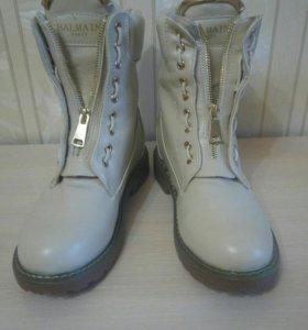 Ботинки новые BALMAIN