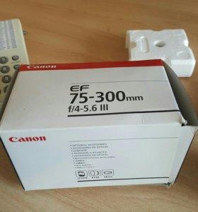 CANON EF 55-300 III