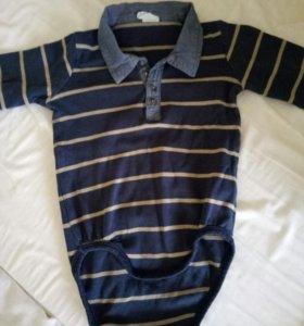 Рубашка боди р 74