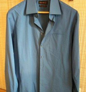 Рубашка мужская новая размер, L