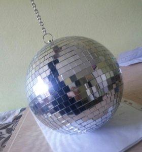 обалденный диско шар