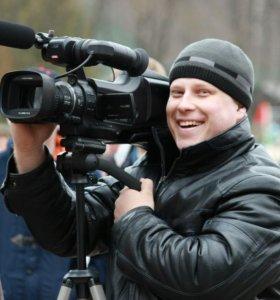 Видеограф Видеооператор Съёмка свадеб