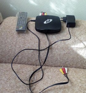 Тв ресивер LIT DVB-2.