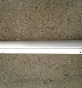 Митсубиси L200 Средняя часть заднего бампера ориги