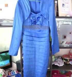 Платье + болеро, размер М