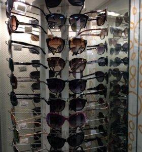 Солнцезащитные очки, оправы, линзы, растворы
