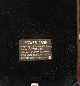 Чехол зарядка на айфон 6 6+