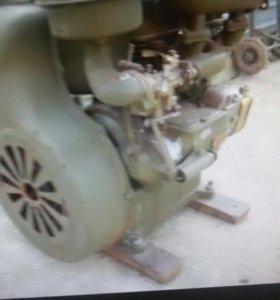 Двигатель УД -2