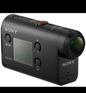 Видео камера Sony HDR-AS50