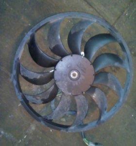 Вентилятор охлаждения ниссан мурано Z 51
