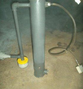 Коптильня,Дымогенератор для холодного копчения