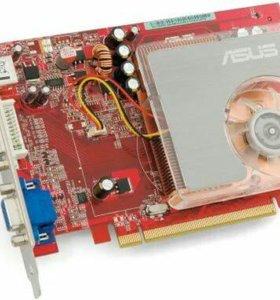 Видеокарта ATI Radeon X1600 Pro (256 Мб)