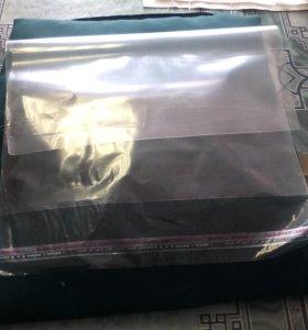 Пакет для упаковки одежды, трикотажа