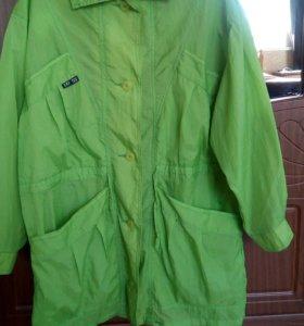 Куртка легкая ветровка