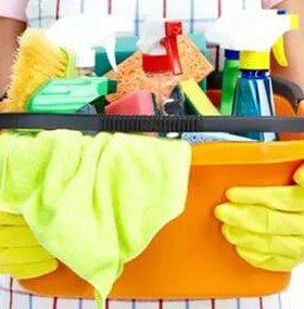 Уборка дома или квартиры.