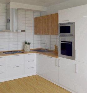 Кухня угловая 2000*3000