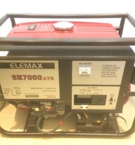 Генератор бензиновый HONDA ELEMAX SH 7000 ATS