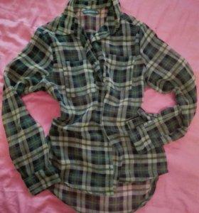 Рубашка лёгкая 40р