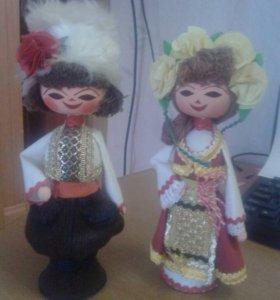 Болгарские куклы
