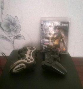 Приставка PS3 (прошитая) Срочно!!!