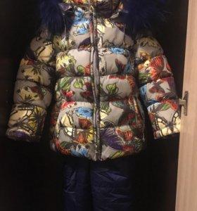 Зимний комплект Bilemi 104 см
