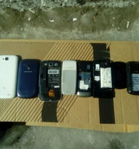 IPhone,fly,samsung,nokla8 шт,+ мп3