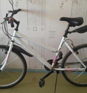 Велосипед atico 26, 18 скоростной