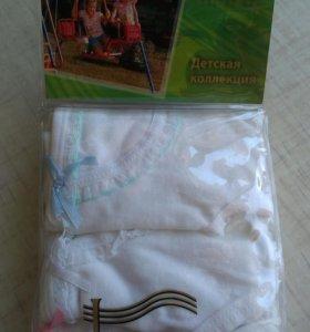 Новые плавки-трусы для девочки 116-122-128 см